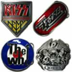 Bands / Artists Belt Buckles