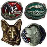 Cats & Dogs Belt Buckles