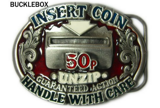 novelty belt buckles